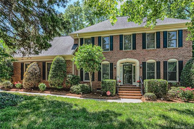 11001 Megwood Drive, Charlotte, NC 28277 (#3507462) :: Carlyle Properties