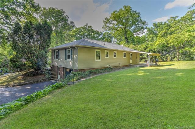 112 Lyndale Road, Hendersonville, NC 28739 (#3507473) :: Scarlett Real Estate