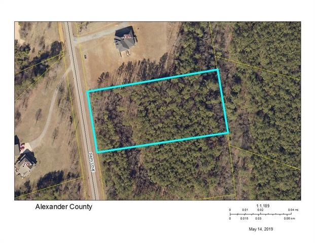 Lot 2 Davis Cove Road, Taylorsville, NC 28681 (MLS #3507538) :: RE/MAX Impact Realty