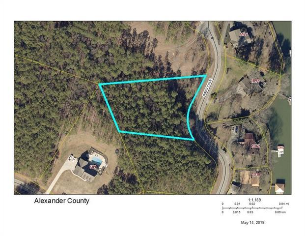 Lot 11 Davis Cove Road, Taylorsville, NC 28681 (MLS #3507552) :: RE/MAX Impact Realty