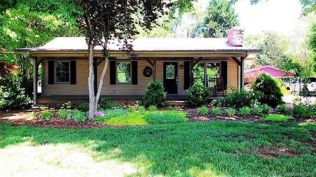 404 Third Creek Church Road, Cleveland, NC 27013 (#3507604) :: Bluaxis Realty