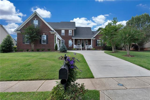 5018 Shannamara Drive, Matthews, NC 28104 (#3507640) :: The Elite Group