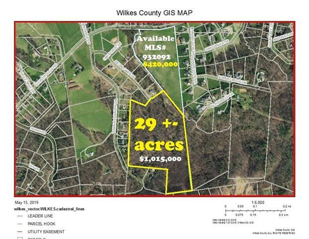 000 Town N Country Drive, Wilkesboro, NC 28697 (#3507707) :: Stephen Cooley Real Estate Group