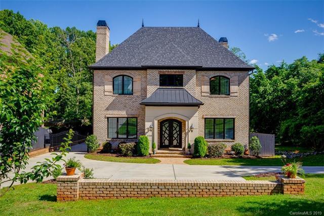 6705 Sharon Road, Charlotte, NC 28210 (#3507765) :: Rinehart Realty