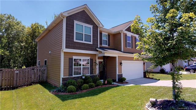 10308 Shrader Street, Concord, NC 28027 (#3507773) :: Rinehart Realty