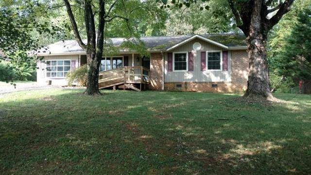 616 Nc 126 Highway, Morganton, NC 28655 (#3507831) :: Robert Greene Real Estate, Inc.