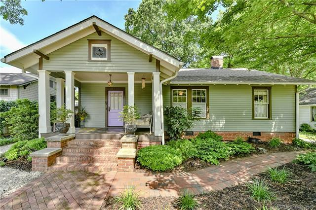 421 N Laurel Avenue, Charlotte, NC 28204 (#3507903) :: Homes Charlotte