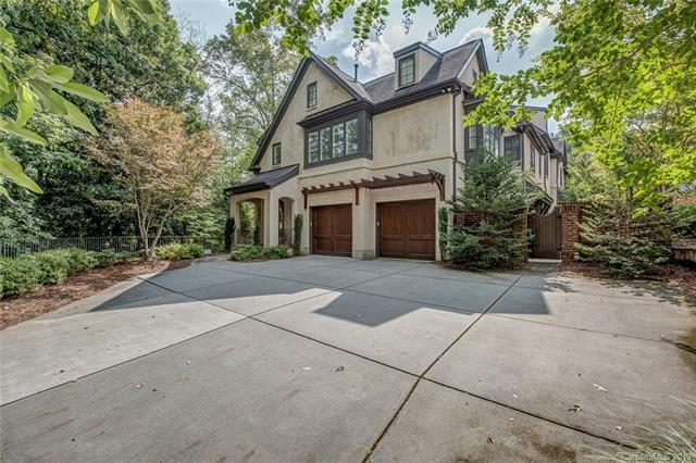 1801 Pinewood Circle, Charlotte, NC 28211 (#3507911) :: David Hoffman Group