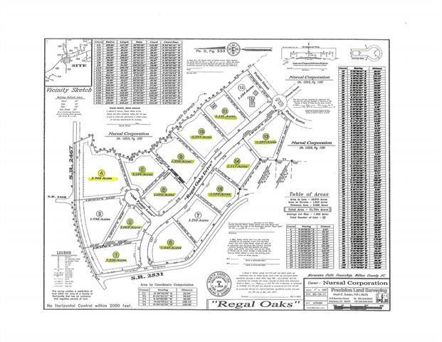 00 Regal Oaks Drive, Wilkesboro, NC 28697 (MLS #3507963) :: RE/MAX Impact Realty