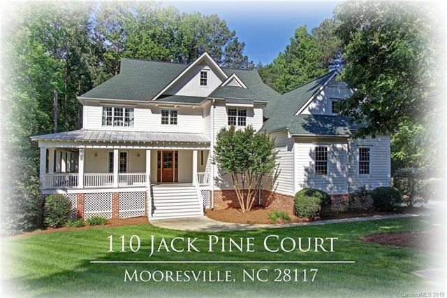 110 Jack Pine Court, Mooresville, NC 28117 (#3507971) :: Team Honeycutt