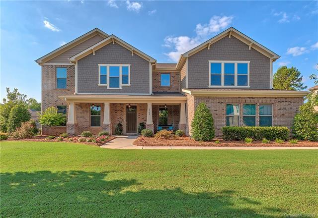 8748 Whitehawk Hill Road, Waxhaw, NC 28173 (#3508006) :: Caulder Realty and Land Co.