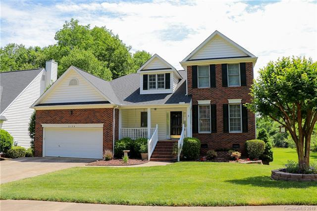 5129 Chestnut Knoll Lane, Charlotte, NC 28269 (#3508029) :: Team Honeycutt