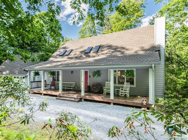 190 E Hilltop Drive, Saluda, NC 28773 (#3508031) :: High Performance Real Estate Advisors