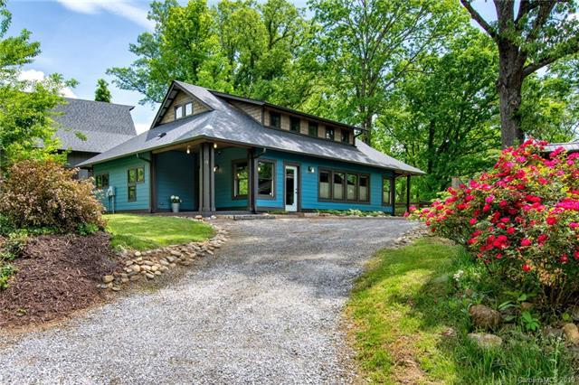 55 Gash Farm Road, Asheville, NC 28805 (#3508035) :: Miller Realty Group