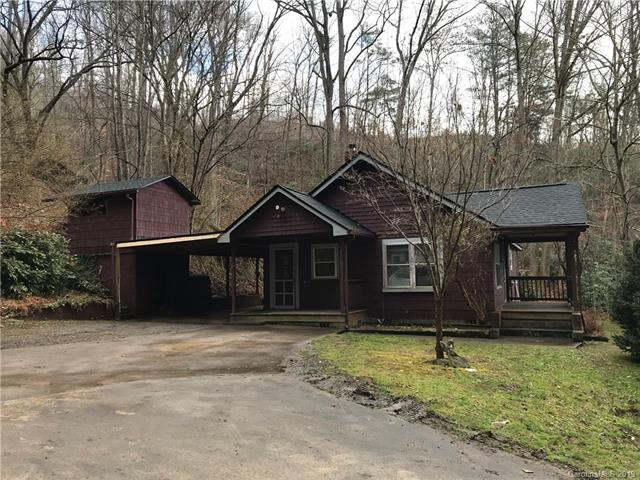 35 Bradley Branch Road, Whittier, NC 28779 (#3508082) :: Stephen Cooley Real Estate Group