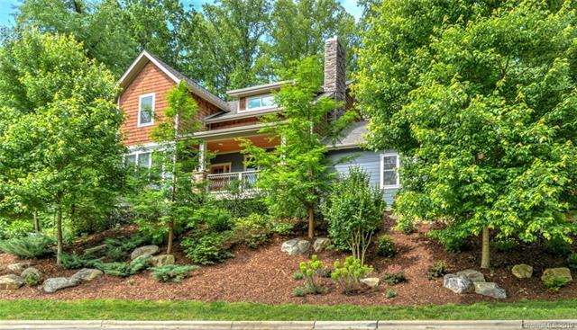 1 Lower Bend Road, Asheville, NC 28805 (#3508120) :: Team Honeycutt
