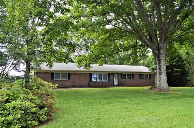 2402 Old Conover Startown Road, Newton, NC 28658 (#3508137) :: MartinGroup Properties