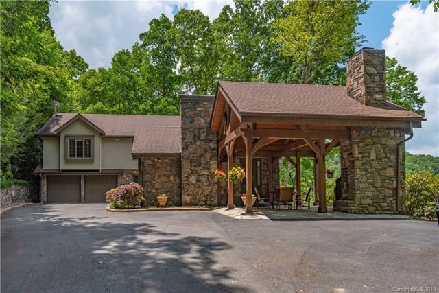 260 Big Bear Road, Waynesville, NC 28786 (#3508179) :: Keller Williams Professionals