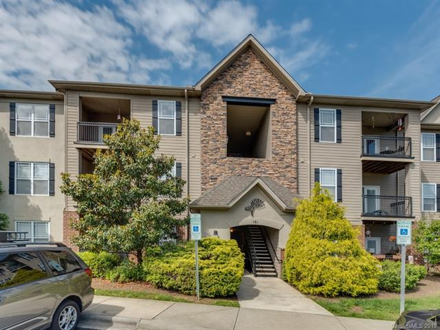 181 Brickton Village Circle #301, Fletcher, NC 28732 (#3508189) :: Homes Charlotte