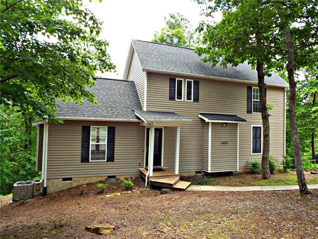 1480 Pine Mountain Drive, Connelly Springs, NC 28612 (#3508218) :: Carlyle Properties