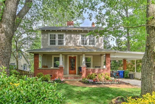 18 Princeton Drive, Asheville, NC 28806 (#3508275) :: Carlyle Properties