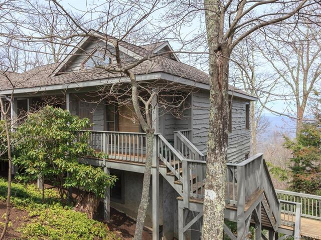 133 Clubhouse Drive 4-B, Burnsville, NC 28714 (#3508321) :: Bluaxis Realty
