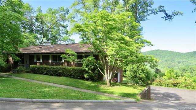 446 Sky Ridge Lane, Hendersonville, NC 28739 (#3508493) :: Besecker Homes Team