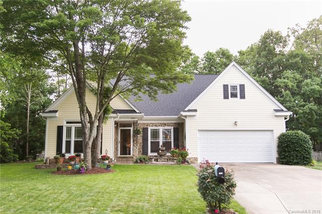 6509 Mimosa Street #72, Indian Trail, NC 28079 (#3508507) :: The Elite Group