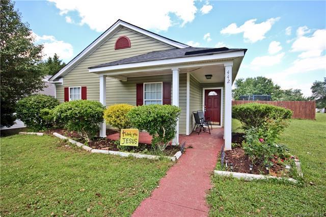 442 Amhurst Street, Concord, NC 28025 (#3508530) :: LePage Johnson Realty Group, LLC