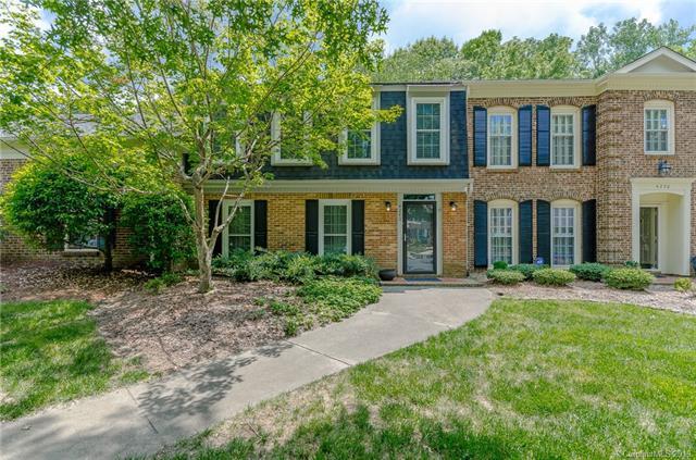 4240 Woodglen Lane #17, Charlotte, NC 28226 (#3508547) :: Rinehart Realty