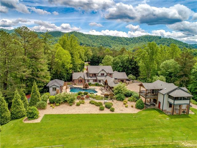 534 Old Mars Hill Highway, Weaverville, NC 28787 (#3508587) :: The Ramsey Group