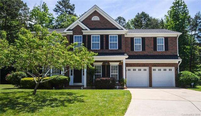 1717 Jekyll Lane, Waxhaw, NC 28173 (#3508605) :: The Elite Group