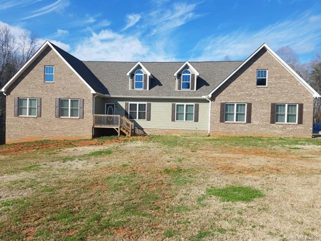 8910 Old Beatty Ford Road, Rockwell, NC 28138 (#3508606) :: Exit Realty Vistas