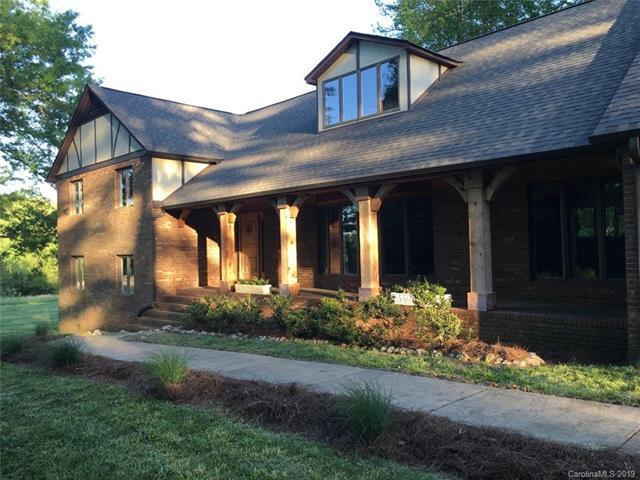 6000 Nc Hwy 49 N, Mount Pleasant, NC 28124 (#3508630) :: High Performance Real Estate Advisors