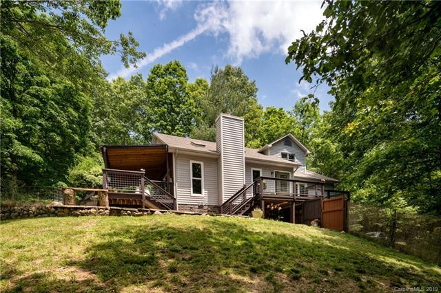 4 Chestnut Mountain Ridge, Asheville, NC 28803 (#3508640) :: Bluaxis Realty