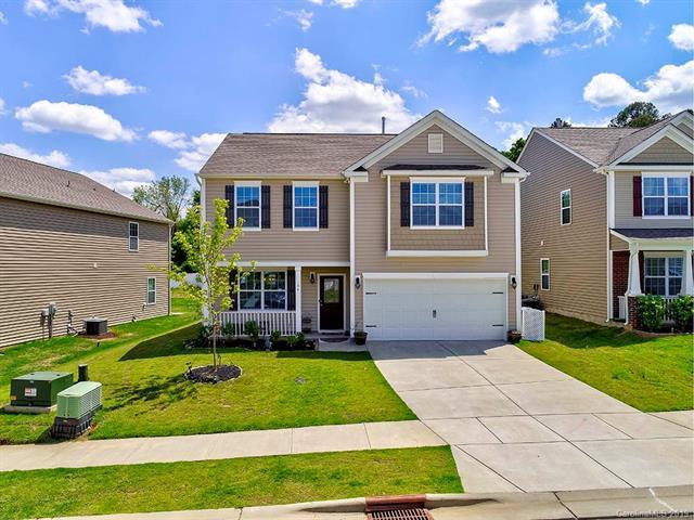 134 Kingsway Drive, Mooresville, NC 28115 (#3508645) :: MartinGroup Properties
