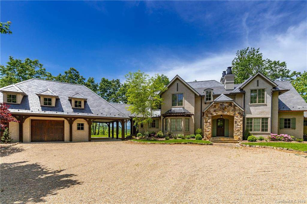 209 Chestnut Oak Lane, Pisgah Forest, NC 28768 (#3508653) :: TeamHeidi®