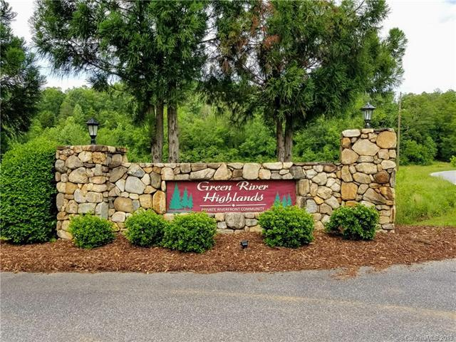 00000 Zackary Lane Lot #32, Rutherfordton, NC 28139 (#3508702) :: Miller Realty Group