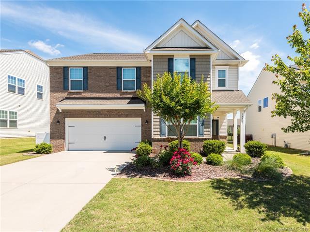 14505 Green Birch Drive, Pineville, NC 28134 (#3508754) :: Carolina Real Estate Experts