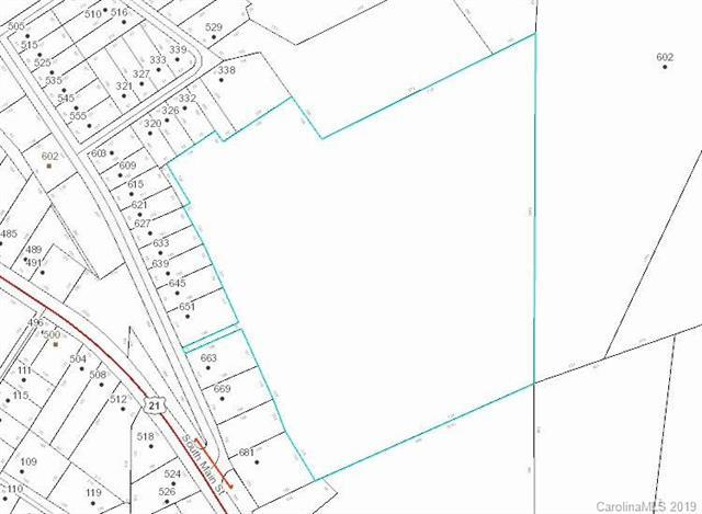 0 Maple Street, Troutman, NC 28166 (#3508780) :: High Performance Real Estate Advisors