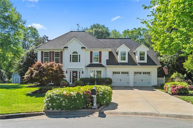 12401 Locust Grove Lane, Huntersville, NC 28078 (#3508783) :: Carolina Real Estate Experts