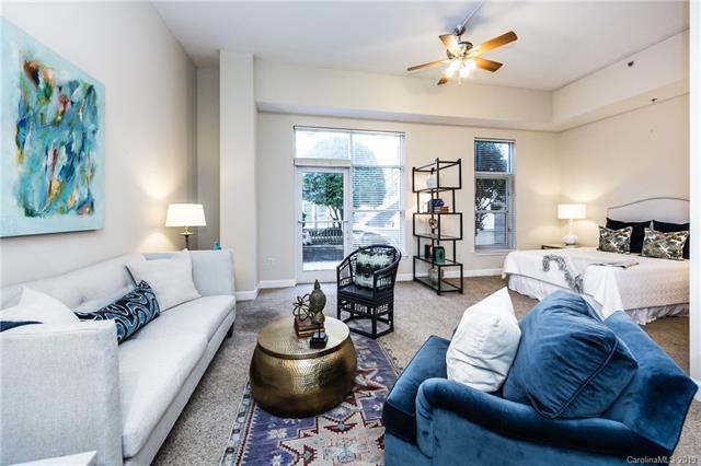 1315 East Boulevard #214, Charlotte, NC 28203 (#3508871) :: Besecker Homes Team