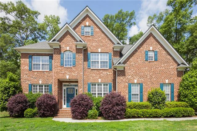 2825 Chip Shot Drive, Matthews, NC 28104 (#3508907) :: High Performance Real Estate Advisors