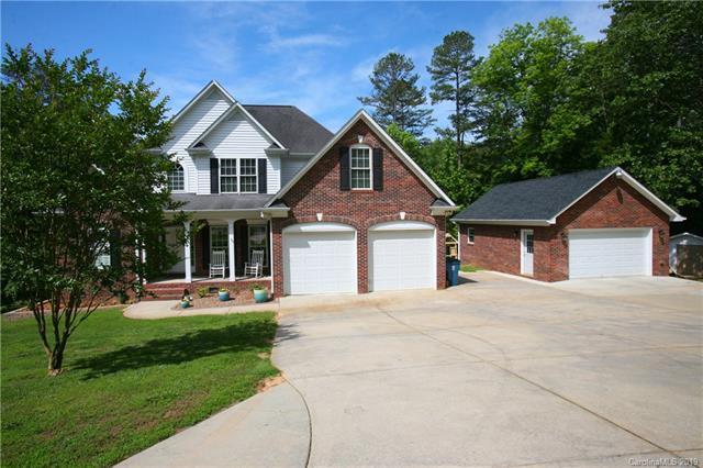 8663 Boones Farm Road, Concord, NC 28027 (#3508948) :: Francis Real Estate
