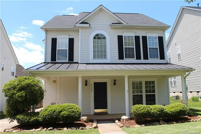 2566 Sunberry Lane, Concord, NC 28027 (#3508983) :: Bluaxis Realty