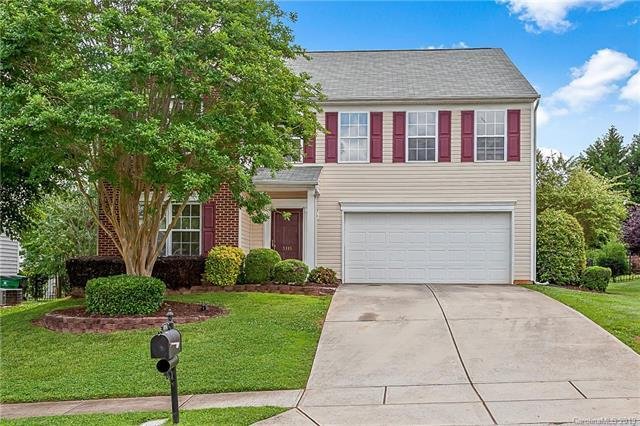 3115 Huntington Ridge Court, Matthews, NC 28105 (#3508990) :: The Elite Group