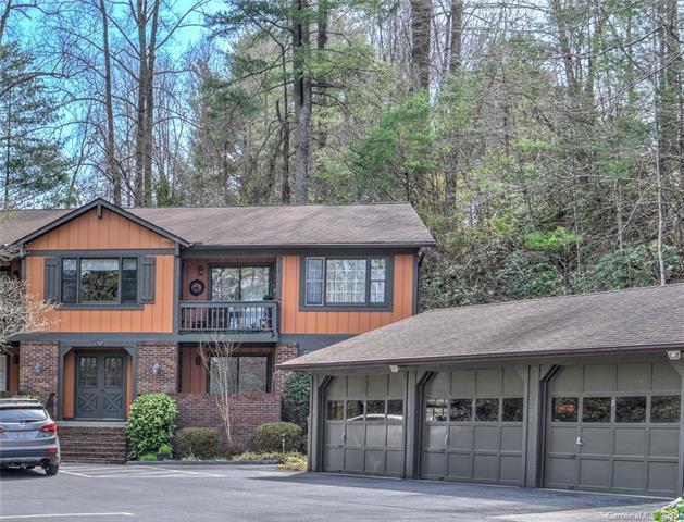 1747 Haywood Manor Road B, Hendersonville, NC 28791 (#3509038) :: Besecker Homes Team