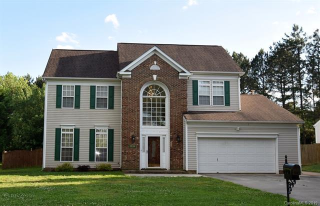 1004 Kerry Greens Drive, Matthews, NC 28104 (#3509039) :: The Elite Group