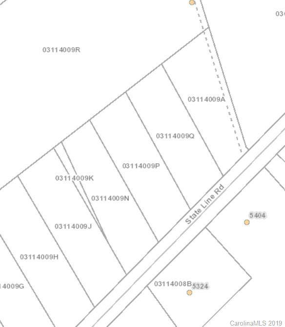 Lot 9 State Line Road #9, Marshville, NC 28103 (#3509059) :: Washburn Real Estate