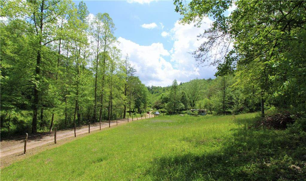 2 Parcels Hoods Creek Road 4 & 5, Lenoir, NC 28645 (#3509154) :: Scarlett Real Estate